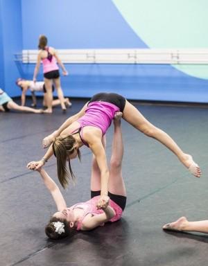 Детская акробатика
