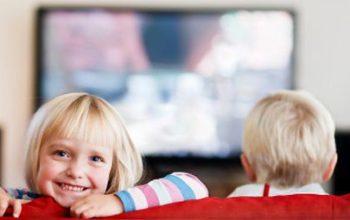 Телевизор и дети — совместимо ли