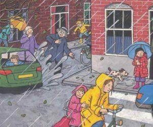 Картинка дождь