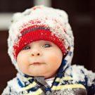 Сколько гулять с новорожденным зимой, как одевать