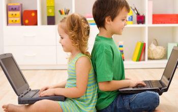Влияние компьютера на здоровье ребёнка