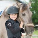 Про конный спорт для детей — польза телу и душе