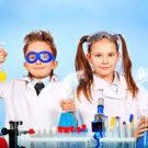 Научные эксперементы для детей в домашних условиях
