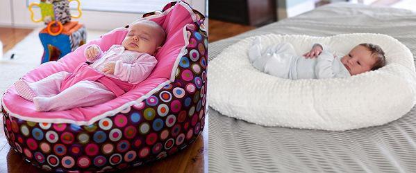 Ребёнок на подушке
