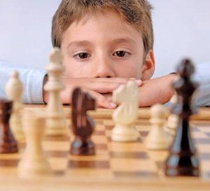 Ребёнок и шахматы