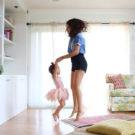 Чем заняться дома совместно с ребёнком