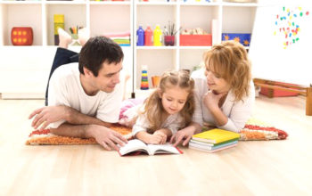 Готовим ребёнка к школе самостоятельно