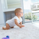 Учим ребёнка ползать, упражнения и методы