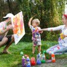 Необычные техники рисования для детей