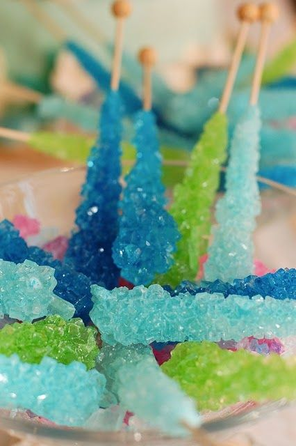 Растим кристал