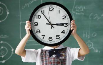 Как научить ребёнка определять время по часам