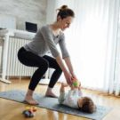 Физическое развитие детей – заботимся о малыше с рождения