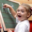 Учим ребёнка красиво писать буквы