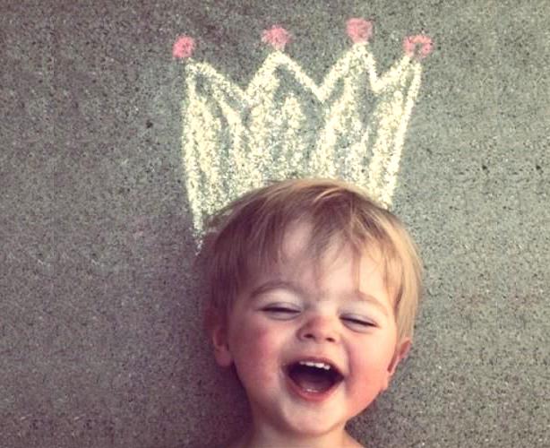 Ребенок король