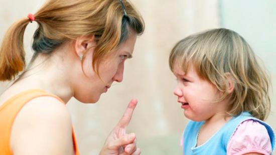 Что делать если ребёнок не слушается