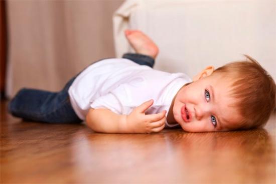 Что делать с истериками у ребёнка
