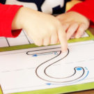 Учим ребёнка писать цифры правильно