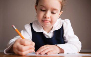 Учим ребёнка писать изложение