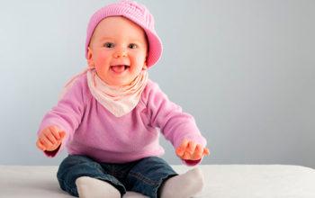 Как научить ребёнка сидеть