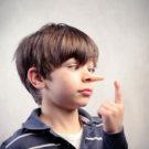 Как отучить ребёнка врать