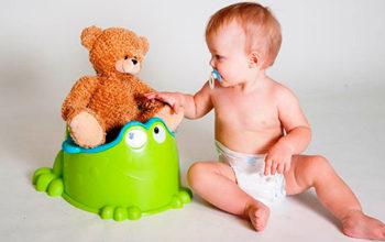 Как приучить ребёнка к горшку в 1 год
