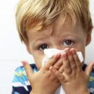 Почему ребёнок сильно потеет