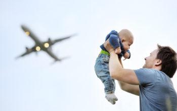 Путешествие с маленьким ребёнком