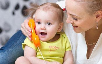 Когда ребенок начинает говорить? Как научить ребенка разговаривать?