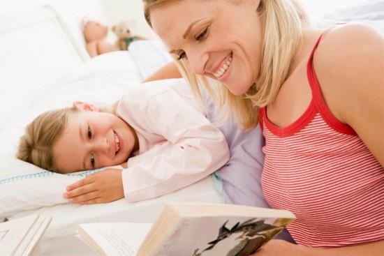 Укладываем ребенка постарше спать